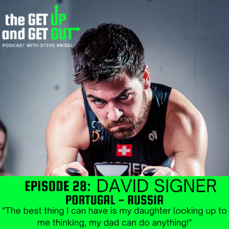 Episode 28: David Signer – From Portugal to Russia, From Tennis Coach to English Teacher, From Stress to Freedom