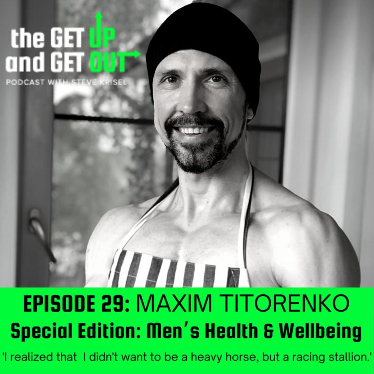 Episode 29: Maxim Titorenko
